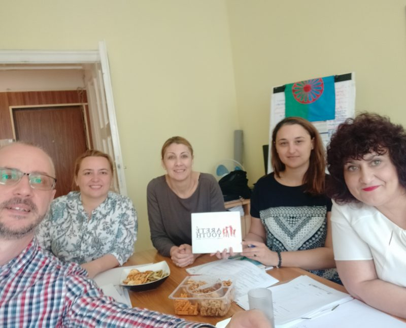 Mentor's meeting in Bulgaria