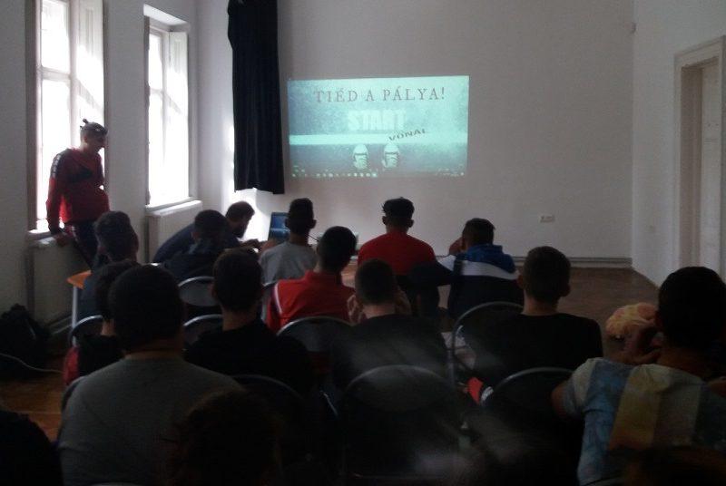 Recruiting in Hungary